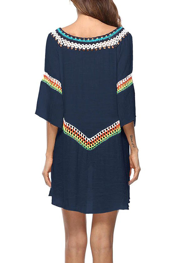 Valerie Dress Tunic Cover Up