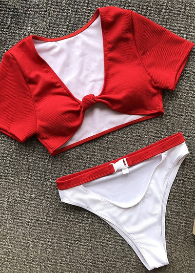 Nelly Padded Two-Piece Swimwear