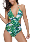 Mary Halter Cut Swimsuit