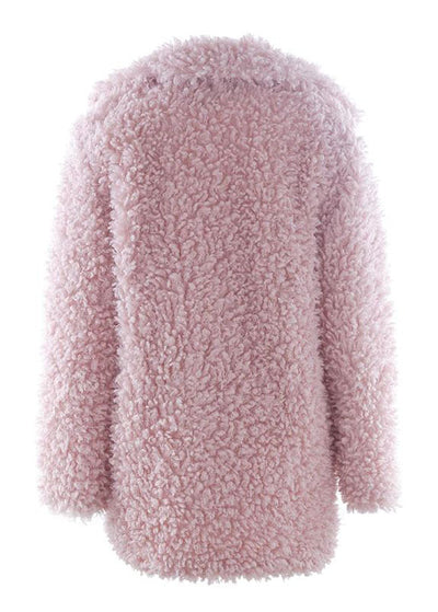 Noa Faux Warm Long Coat