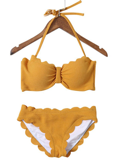 Gabriella Push Up Bikini Set