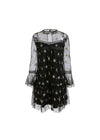 Zariah Hollow Out Pattern Dress