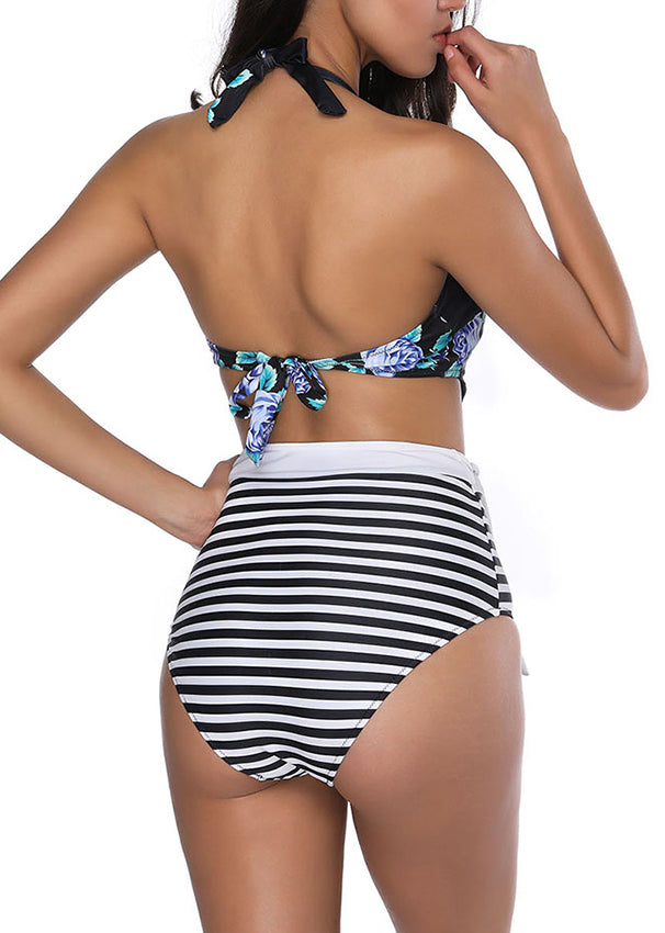 Vivian Backless Swimsuit