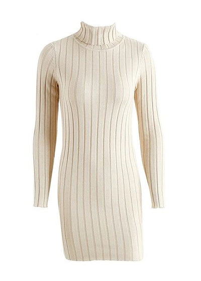 Emelia Slim Bodycon Sweater Dress