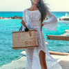 Barcelona Knitted Beach Cover Dress