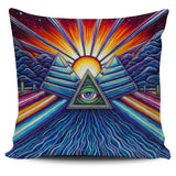 3rd eye Cushion Cover