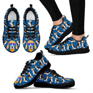 Beagle Lovers Women's Sneakers Style 2