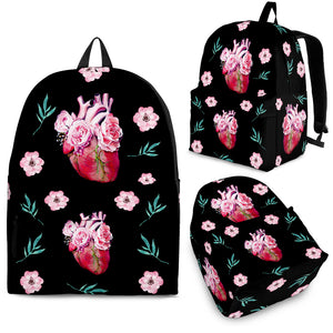 NURSE HEART BACKPACK