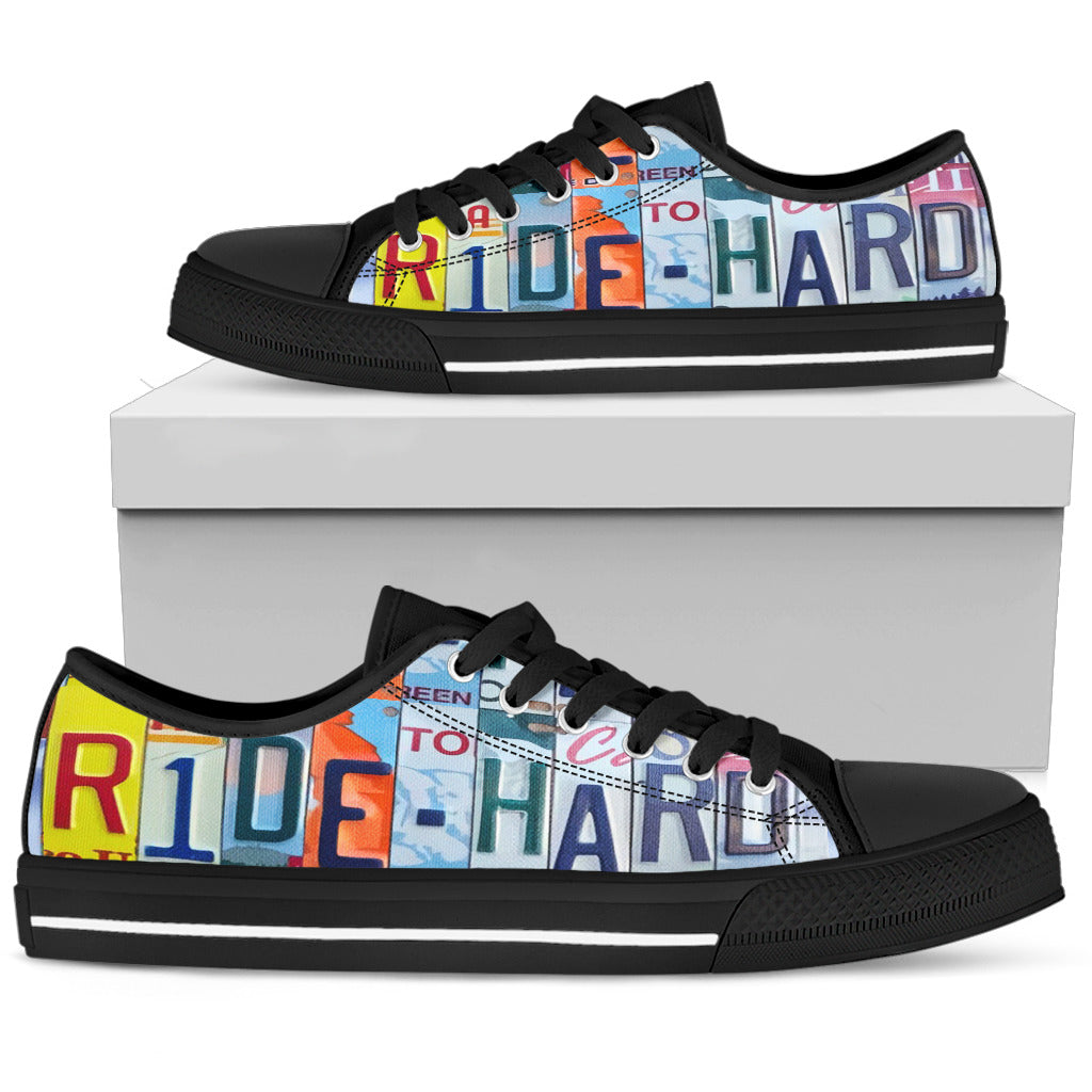 Ride Hard Low Top Shoes