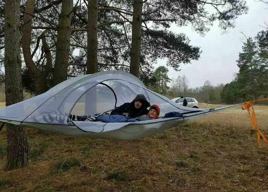 Ultralight Tree Tent For Two Person