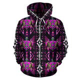 Upstream Expedition Moonlight Shadows Sokapi Zipper Hoodie