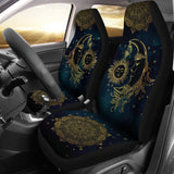 Sun Moon Seat Covers