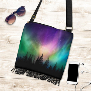Northern Lights Boho Bag