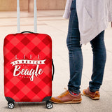 Life is better with my Beagle -  Luggage Cover