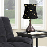 The Crescent Moons & Stars Lamp Shade