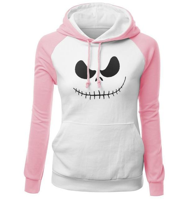 Jack Skellington Women Sweatshirt