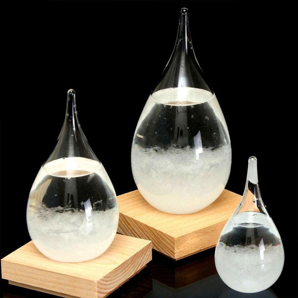 RIGAL WEATHER PREDICTING ORIGINAL STORM GLASS