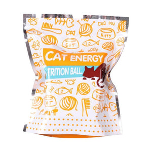 Cat Sugar Nutrition Ball ( Cat Energy Ball )