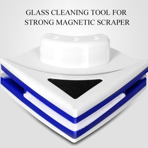 Magnetic Double-Sided Window Cleaner