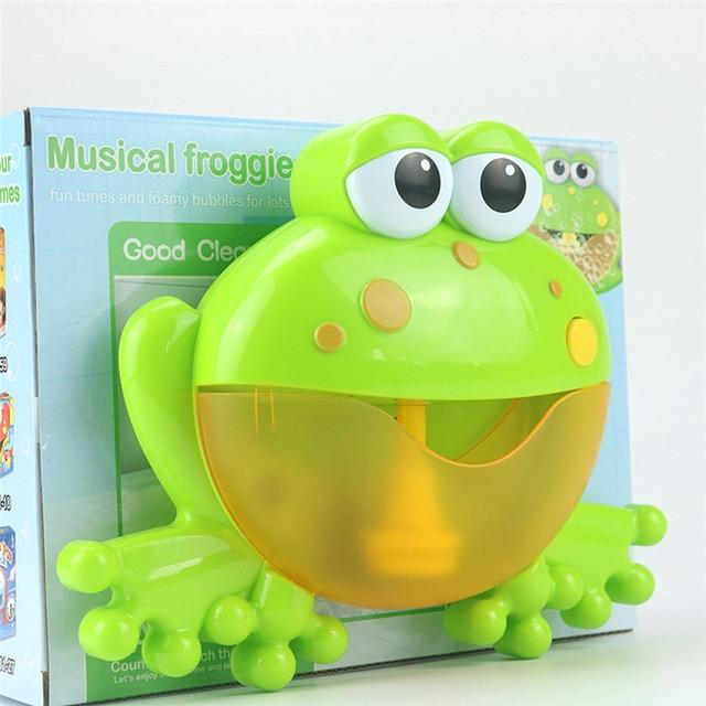 RIGAL MUSIC BATH BUBBLE MAKER