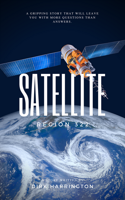 SATELLITE REGION 322 by Dirk Harrington