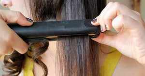 9 Clever Ways To Use Your Straightening Irons