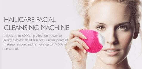 Facial Cleansing Machine