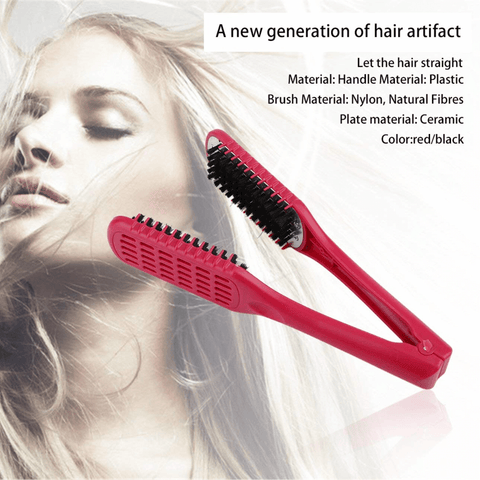Buy Double Sided Straightening Comb