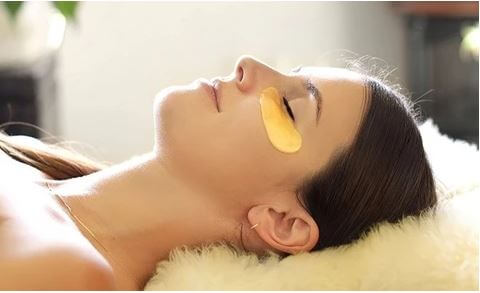 How To Use 24k Gold Collagen Eye Mask