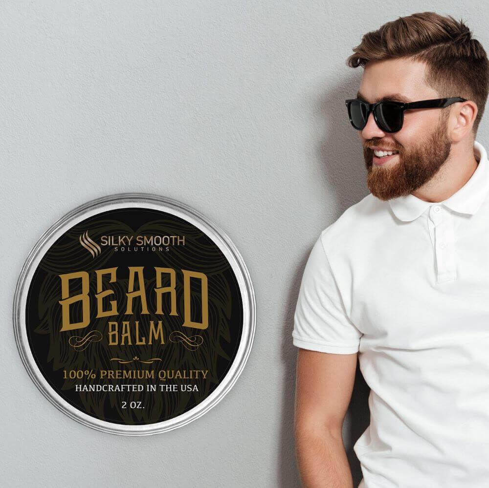 What Does Beard Balm Do