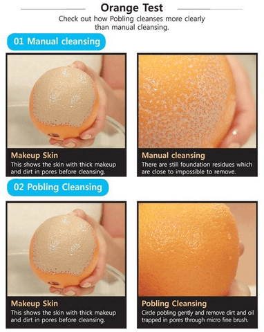 Using Pobling helps to remove impurities