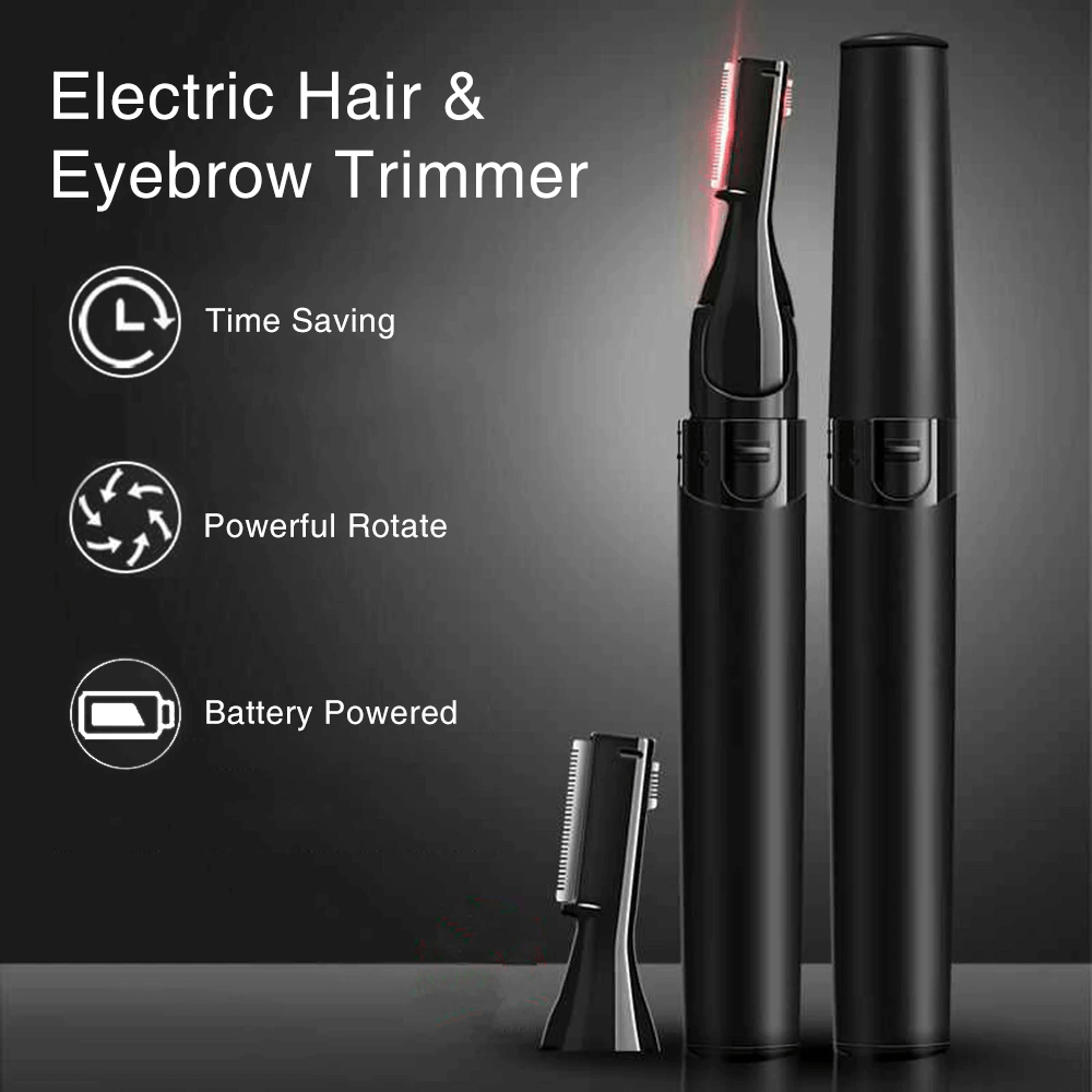 Flawless Eyebrow Trimmer Reviews