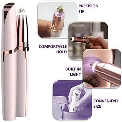 Painless Hair Remover Features