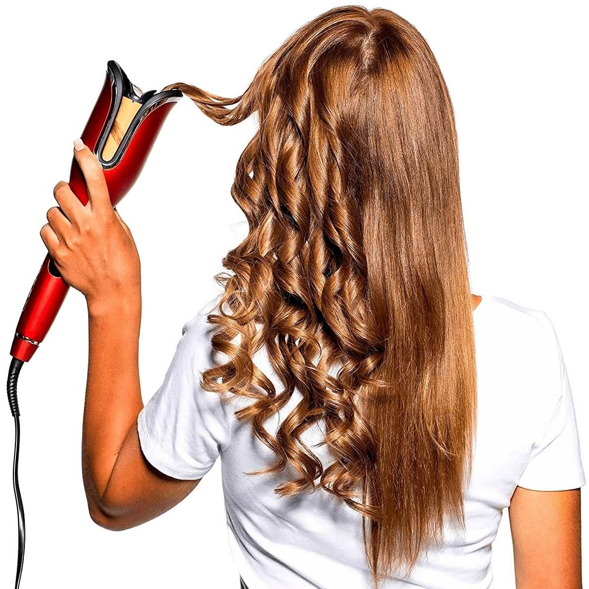 How To Curl Hair With Curling Iron