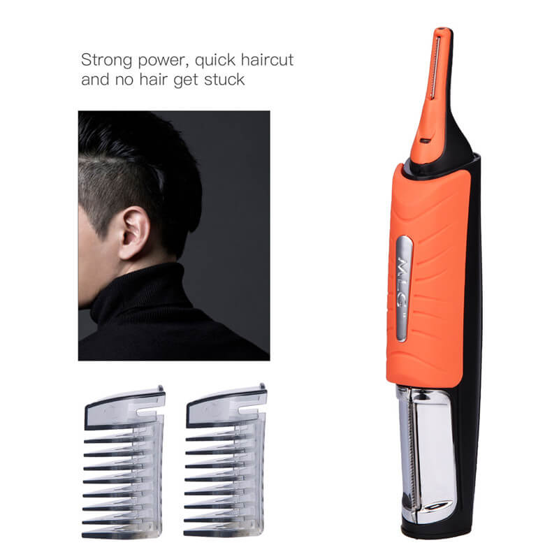 Trimmer For Body Hair And Beard