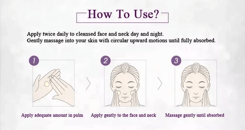 How To Use An Anti Aging Cream