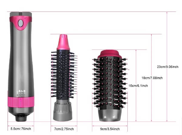 How To Curl Hair With Blow Dryer And Round Brush