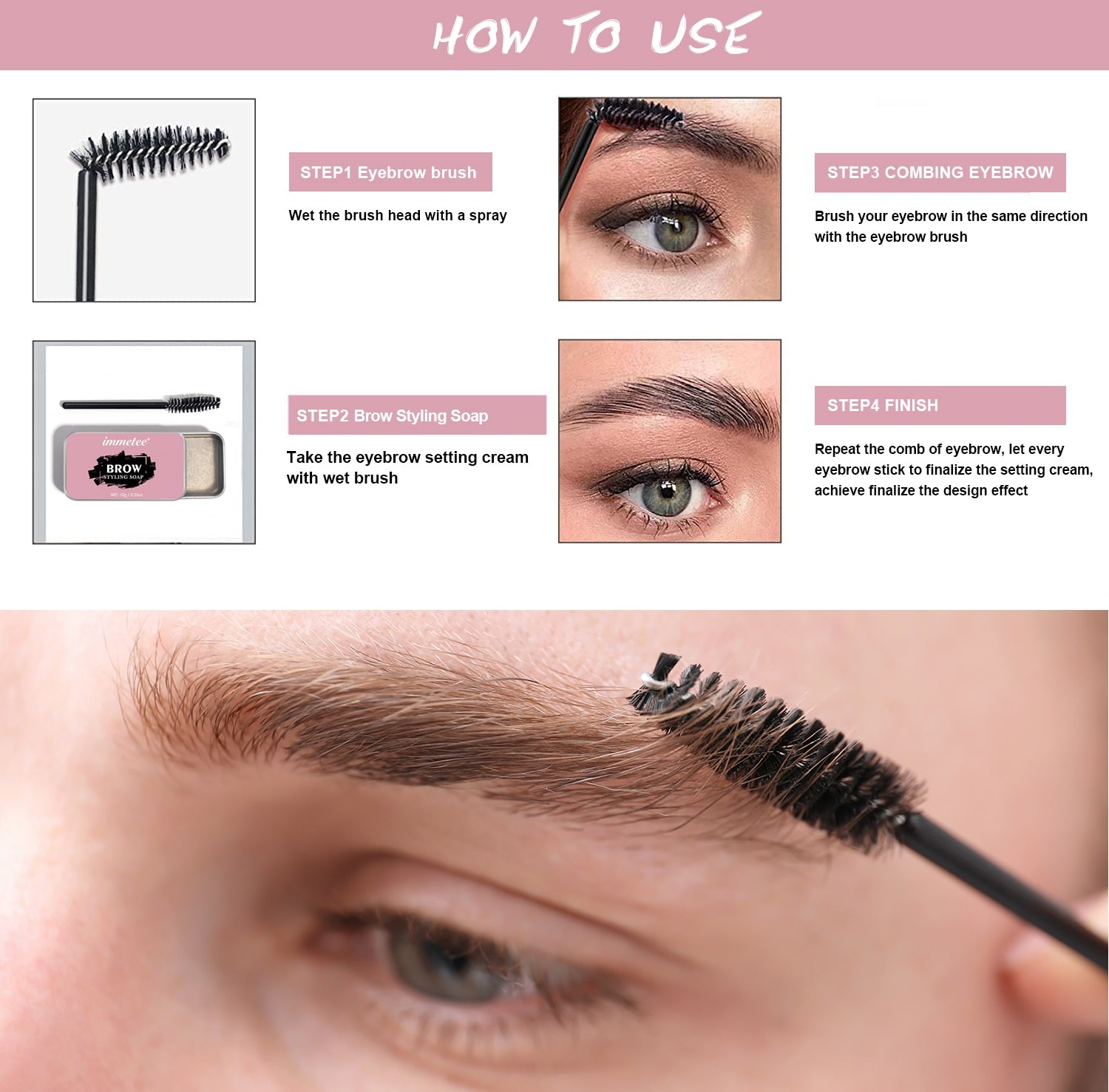 Beauty Days Soap Brows