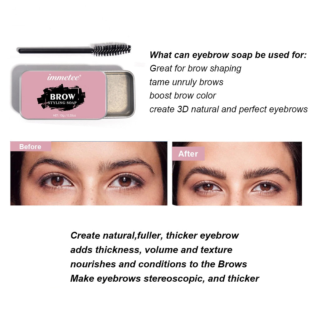 Clear Soap For Brows