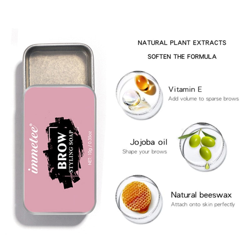 Soap For Brow Gel