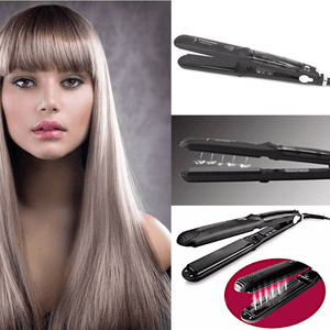 2 In 1 Straightener And Curler