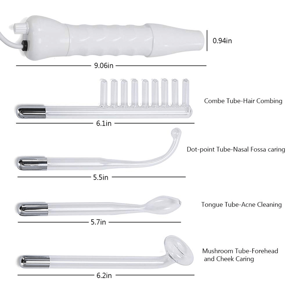 Facial Beauty Wand For Younger Skin Treatment