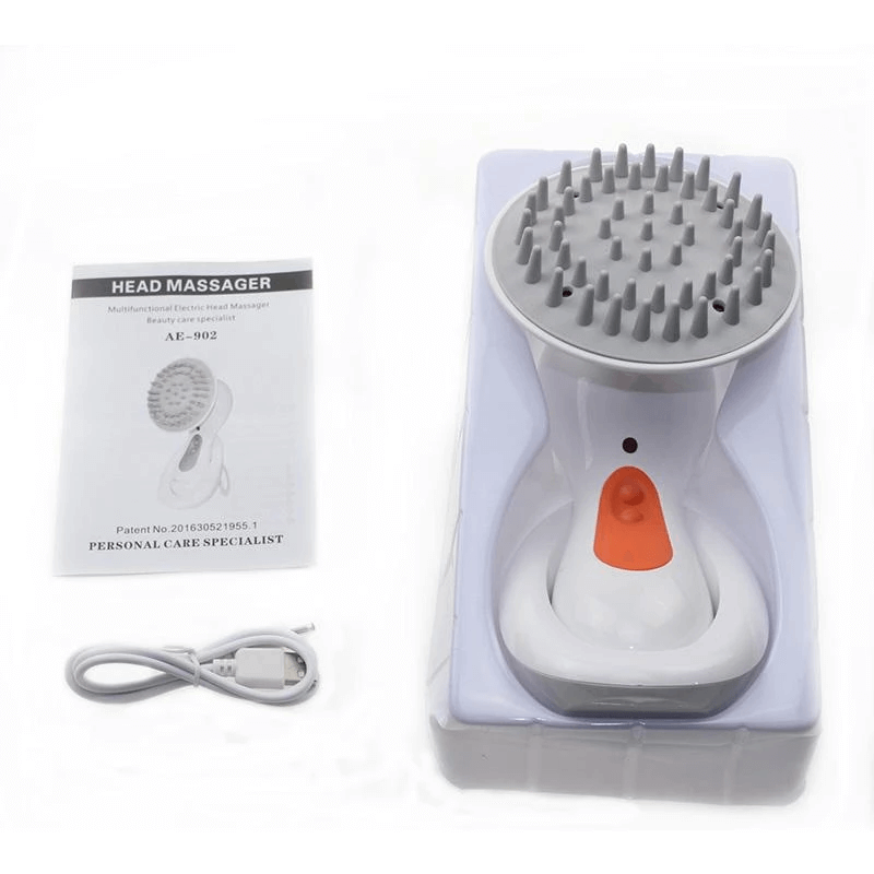 Where To Buy Electric Head Scalp Massager For Hair Growth