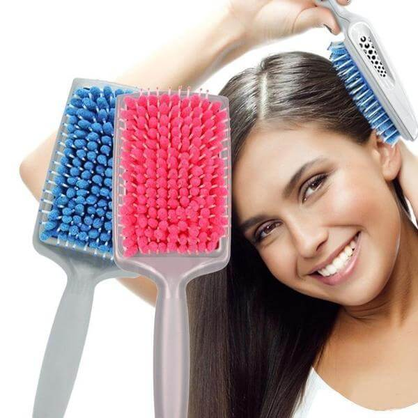 Dry Hair With Microfiber Towel