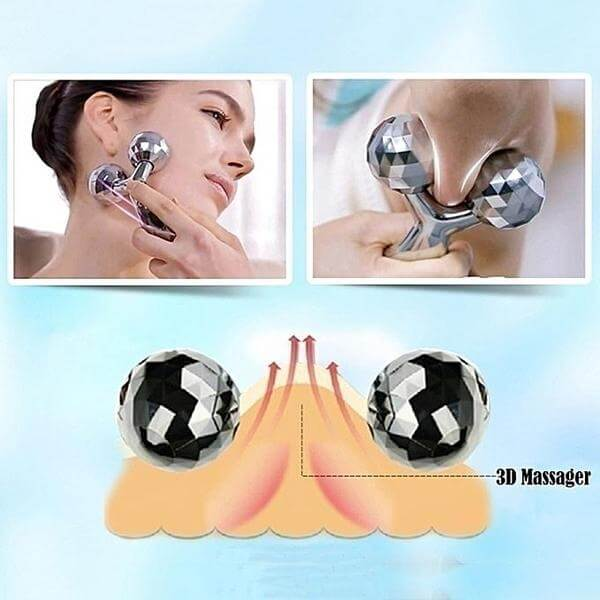 Face And Body Roller Massager