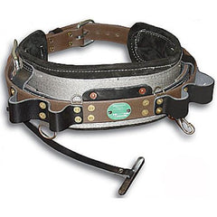 Buckingham Full Float, Two Dee, Light Weight Suede Leather Body Belt (41-1994FR)