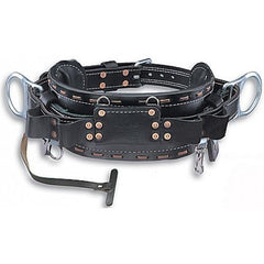 Buckingham Full Float, Two Dee, Leather Body Belt (41-2000M)