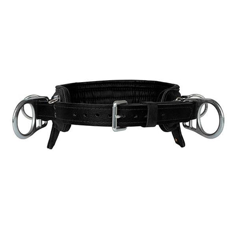 Buckingham In-Line 4-Dee Body Belt (20122EM)