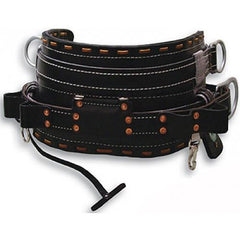Buckingham Full Float, Stacked Four Dee, Leather Body Belt with Backsaver (41-2100M)