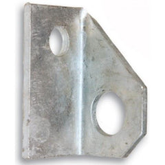"Buckingham Flange - 11/16"" Bolt Hole Dia. (41-30-F1)"